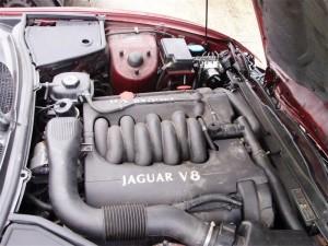 JAGUAR  XK8 DEL 1998 4000cc.