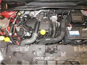RENAULT  CLIO II DEL 2013 0cc.