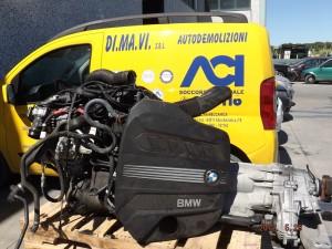 BMW  X3 DEL 2012 199cc.