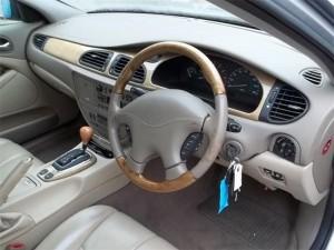 JAGUAR  S-Type DEL 2004 3000cc. 3.0cc v6