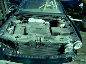JAGUAR  S-Type DEL 2005 2500cc.