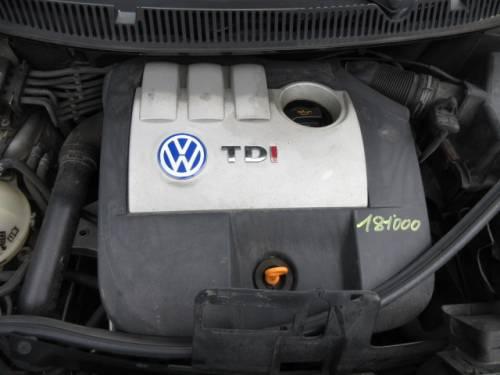 VOLKSWAGEN  Polo DEL 2003 1422cc. TDI