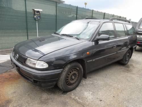 OPEL  ASTRA-F DEL 1996 1700cc.