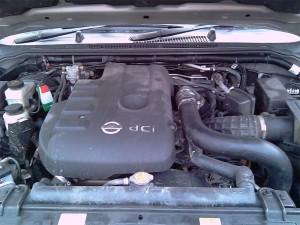 NISSAN  Navara DEL 2005 2500cc. 2.5CC DCI