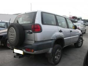 NISSAN  Terrano DEL 1999 3000cc. 3.0CC TD