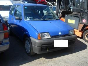 FIAT  Cinquecento DEL 1997 899cc. 900