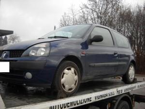 RENAULT  Clio DEL 2001 1149cc. 1.2 8V