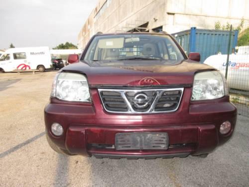 NISSAN  X-Trail DEL 2003 2184cc.