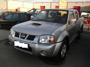 NISSAN  Navara DEL 2004 2500cc. 2.5CC DI