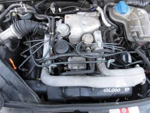 AUDI  A4 DEL 2002 2496cc. TDI 4x4