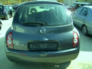 NISSAN  Micra DEL 2007 1200cc.
