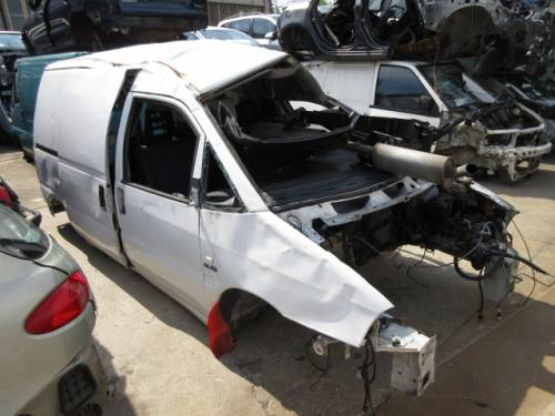FIAT  Scudo DEL 2002 2000cc. JTD