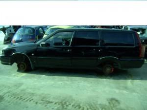 VOLVO  850 DEL 1996 2300cc. 2.3CC BITURBO