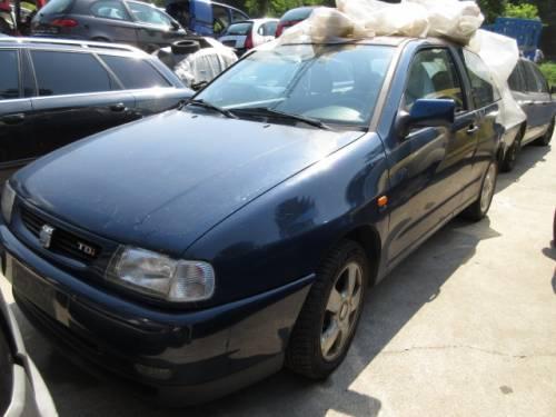 SEAT  Ibiza DEL 1999 1896cc. TDI