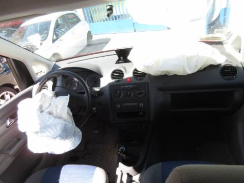 VOLKSWAGEN  Caddy DEL 2007 1896cc. TDI