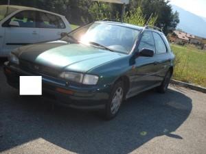 SUBARU  Impreza DEL 1998 1597cc. 1.6