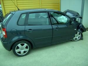 VOLKSWAGEN  Polo DEL 2002 1900cc.