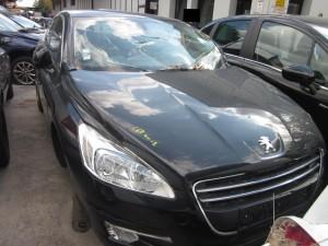 PEUGEOT  508 DEL 2011 1560cc.