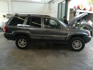 JEEP  Grand Cherokee DEL 2003 3cc.