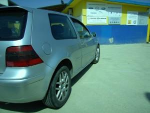 VOLKSWAGEN  GOLF 4 DEL 2002 1900cc.