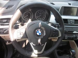 BMW  X1 DEL 2016 1995cc.