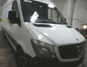 MERCEDES-BENZ  Sprinter DEL 2014 0cc. 313 CDI