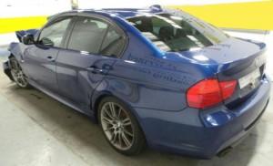 BMW  S.3E46 DEL 2011 0cc.