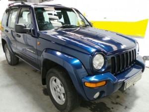 JEEP  Cherokee DEL 2002 0cc.