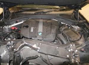 BMW  X3 DEL 2012 1995cc.