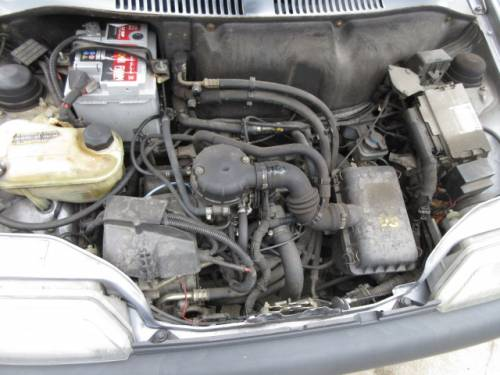 FIAT  Cinquecento DEL 1995 900cc.