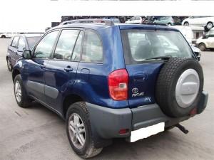 TOYOTA  RAV 4 DEL 2001 2000cc.