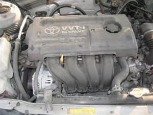 TOYOTA  Corolla DEL 2000 1600cc. 3ZZFE