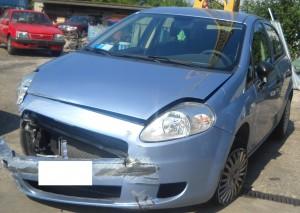 FIAT  Grande Punto DEL 2008 1242cc. 1.2 8V