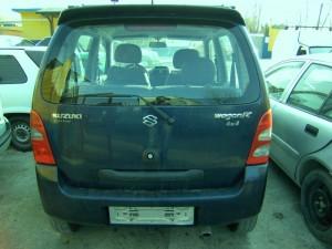SUZUKI  Wagon R+ DEL 2005 1300cc. 1.3cc 4WD