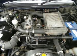 MITSUBISHI  L200 DEL 2006 0cc.