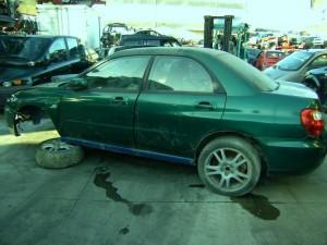 SUBARU  Impreza DEL 2005 2000cc. 2.0CC TURBO