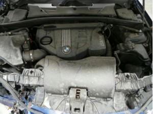 BMW  118 DEL 2010 1995cc.