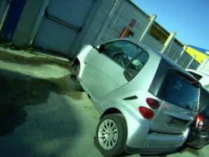SMART  ForTwo DEL 2007 1000cc.