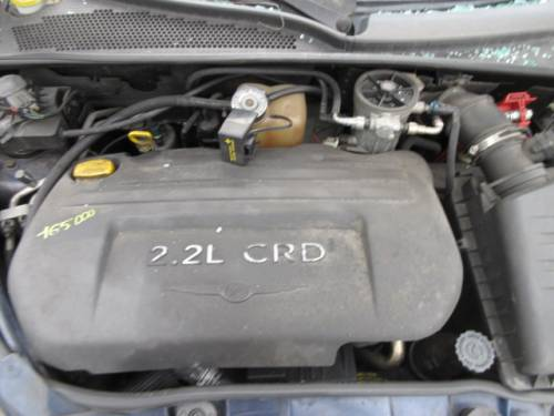 CHRYSLER  PT Cruiser DEL 2004 2148cc. TD