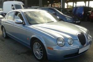 JAGUAR  S-Type DEL 2007 0cc.