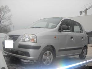 HYUNDAI  Atos DEL 2005 1086cc. 1.1 8V PRIME