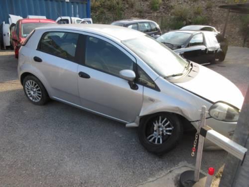 FIAT  Grande Punto DEL 2012 1368cc.