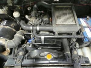 MITSUBISHI  L200 DEL 2005 2477cc.