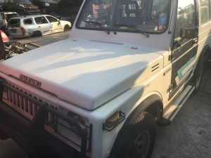 SUZUKI  SJ 410 DEL 1993 970cc.