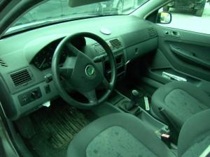 SKODA  Fabia DEL 1998 1400cc. TDI
