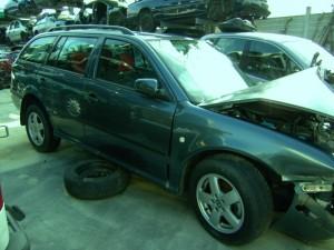 SKODA  Octavia DEL 2003 1900cc. TDI