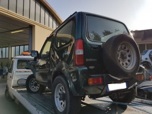 SUZUKI  Jimny DEL 2006 1461cc.
