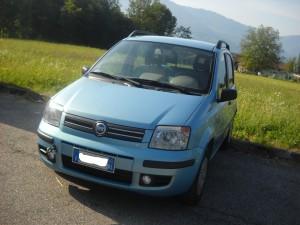 FIAT  Panda DEL 2004 1248cc. 1.3 MJET