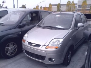 DAEWOO  Matiz DEL 2001 796cc.