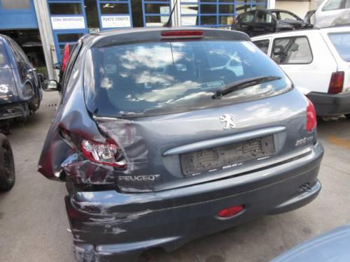 PEUGEOT  206 DEL 2007 1400cc.     HDI